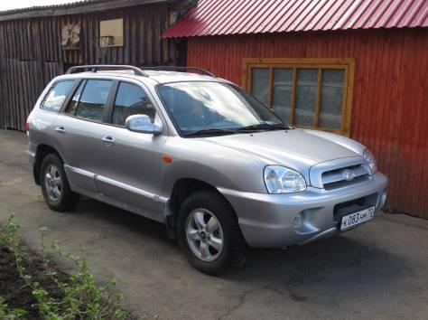 Продам Hyundai Santa Fe Classic, 2008 год, фотография 1