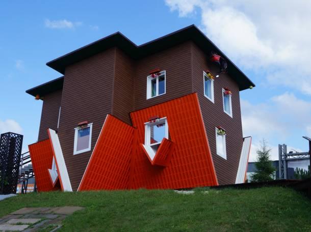 Перевернутый дом, фотография 2