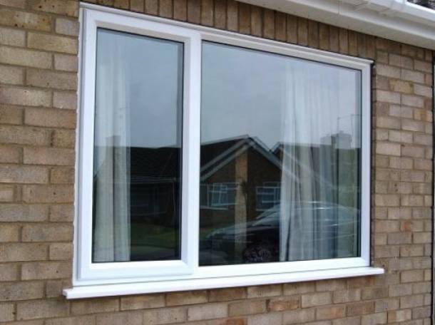 качественные окна любых размеров с установкой, откосами, москитной сеткой,отливом,жалюзи, фотография 1