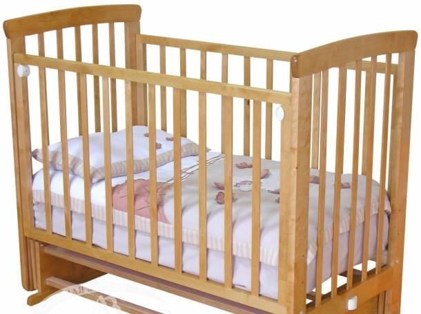 продам детскую кроватку, фотография 1