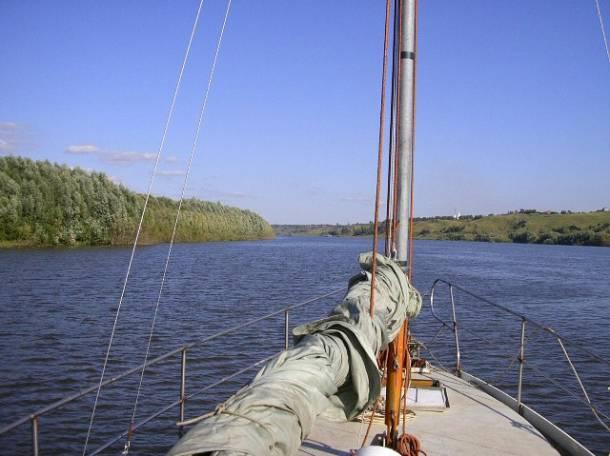 Яхта Река/Море, фотография 2