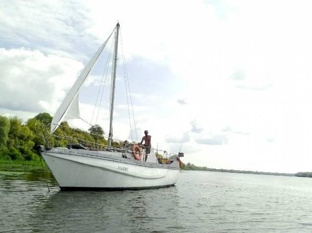 Яхта Река/Море, фотография 3