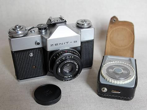 Фотоаппарат ZENIT-B (распродажа, дешево), фотография 1