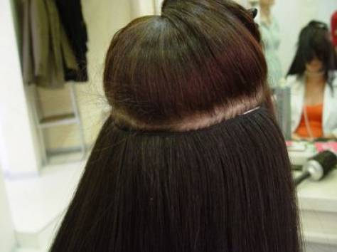 Наращивание волос голливудское наращивание цена