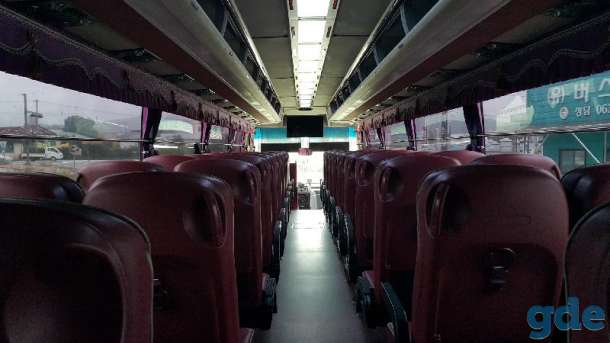 Туристический автобус Hyundai Universe Noble, фотография 4