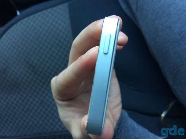 iPhone 5s 16 GB White, фотография 4
