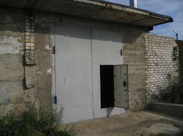Продам железобетонный гараж 33 м2, ГСК