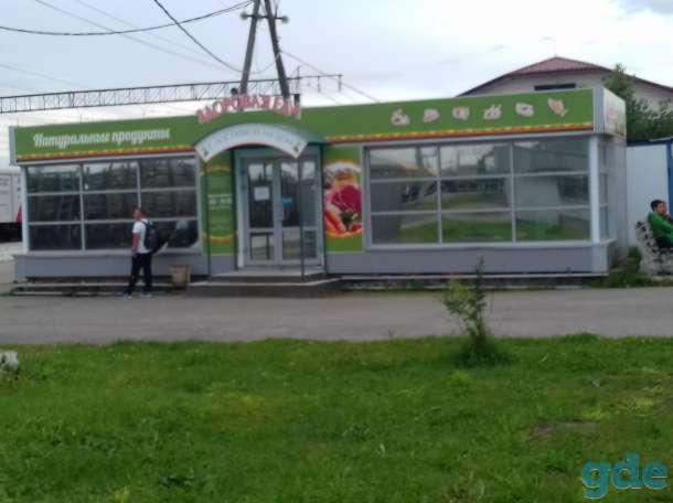 действующий торговый павильон, Привокзальная площадь, фотография 1