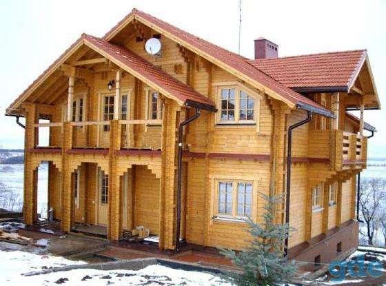 Производим и строим деревянные дома для Вас от 5 500 тыс.рублей за 1 кв.м, фотография 4