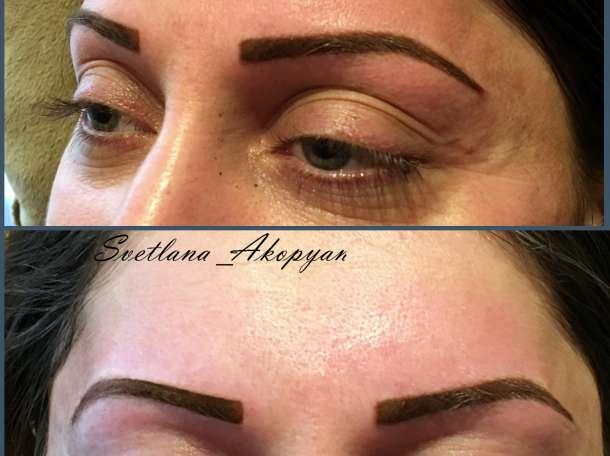 Посоветуйте мастера по перманентному макияжу в минске
