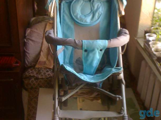 прогулочная коляска импортная на военведе, фотография 1