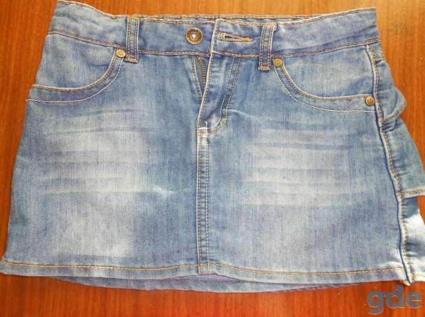 Юбка джинсовая, фотография 3