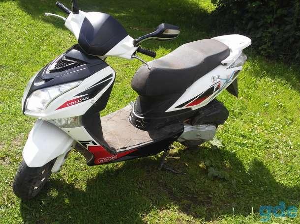 Макси скутер VOLCAN 150, фотография 3