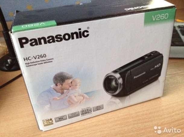 Panasonic HC-V260 + 32gb, фотография 2