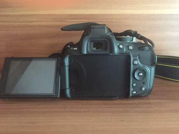 Nikon D5200, фотография 3
