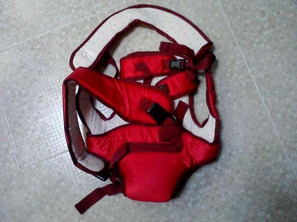 детский рюкзак — кенгуру WOMAR, фотография 2