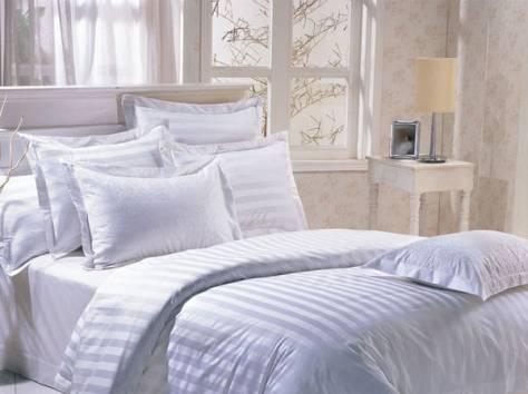 Постельное белье для гостиниц оптом от производителя, фотография 1