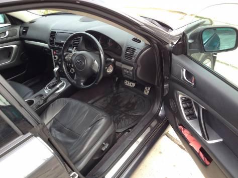 Subaru Legacy B4, фотография 4