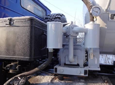 Машина вакуумная МВ-10 Урал с насосом КО-505А, фотография 4