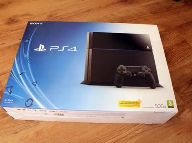 Sony PlayStation 4, фотография 1