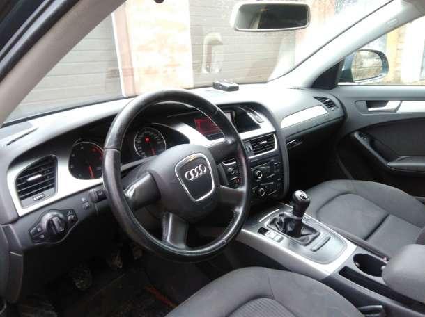 Audi A4 B8 2008 года выпуска с дизельным двигателем, фотография 5