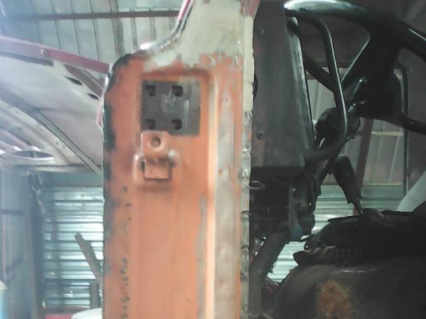 кузовной ремонт грузовиков, фотография 1