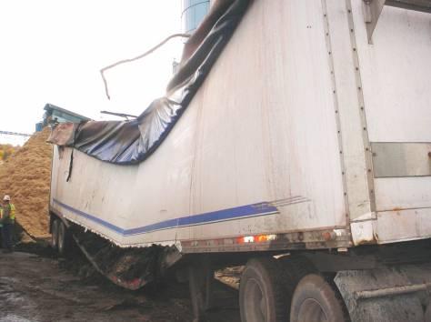 Ремонт кузовов грузовых автомобилей, фотография 1