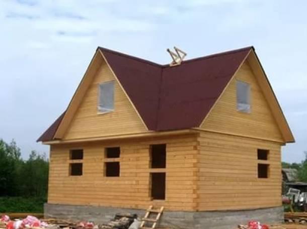 Дома из бруса, фотография 3