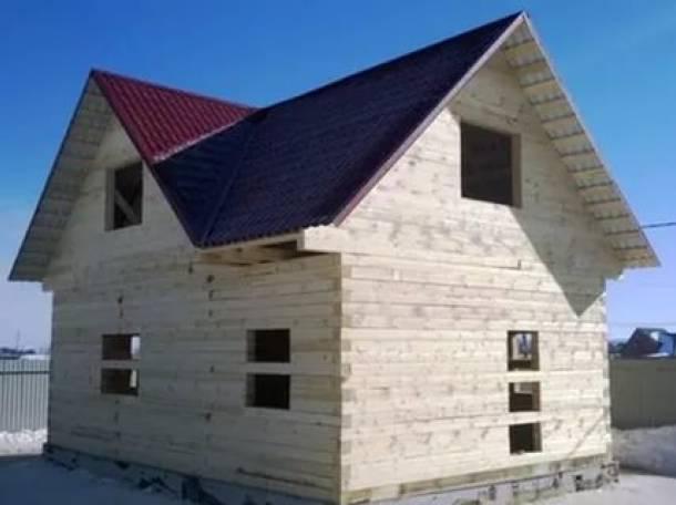 Дома из бруса, фотография 4