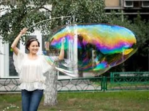 Акт о мыльных пузырях должен был