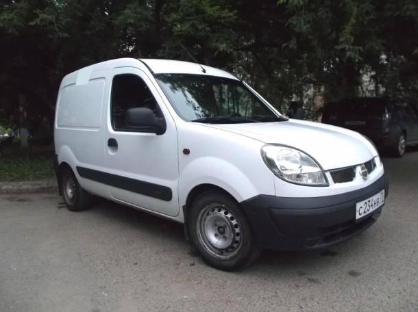 Продам автомобиль NISSAN KUBISTAR  (аналог RENAULT KANGOO), фургон, фотография 2