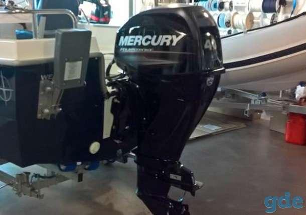 Лодочный мотор Mercury F40, фотография 1