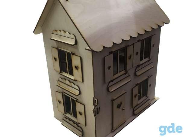 Кукольный домик из фанеры, фотография 1