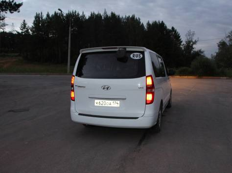продам Hyundai H-1 (Grand Starex), 2008, фотография 1