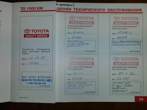 TOYOTA Corolla (2008), фотография 1