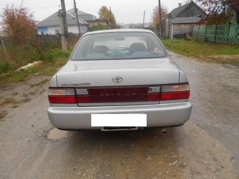 Toyota corolla, фотография 2