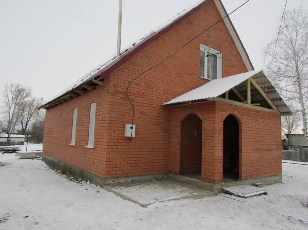 Продам в Алтайском крае Дом 2013г постройки, Смоленский район, село ул.Партизанская 33, фотография 1