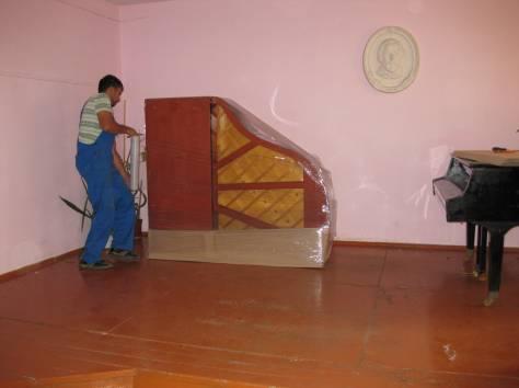 Перевозка пианино в Воронеже, фотография 4