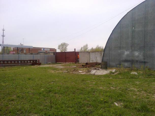 тёплый ангар 540м2 с кран-балкой и др. + территория 1250м2, фотография 4