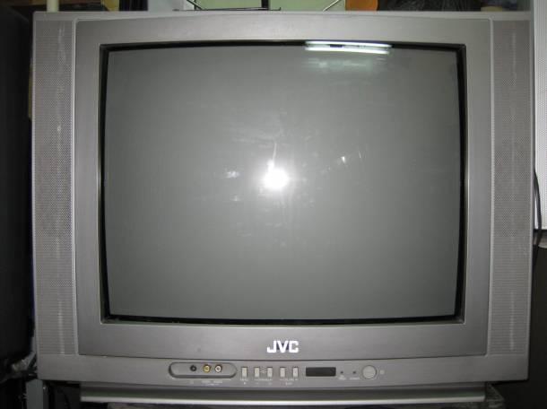 Продам телевизор JVC  54cм, фотография 1