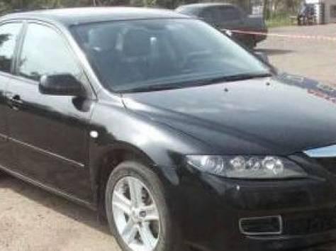 Mazda 6, фотография 1