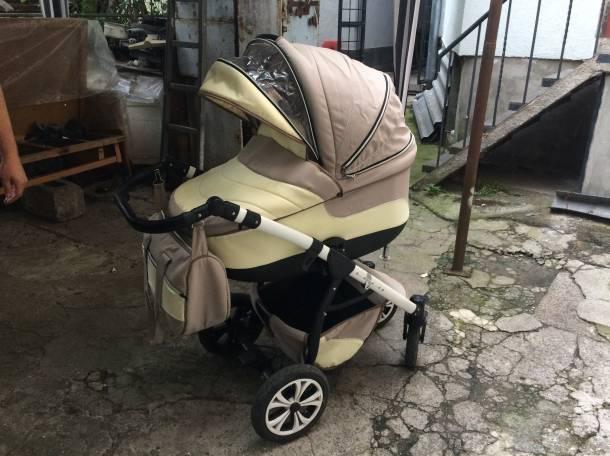 Продам коляску Slaro Carmen S 2 в 1. После одного ребенка., фотография 2