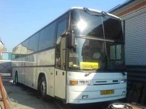 заказ, аренда автобусов в невинномысске, фотография 2