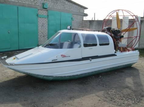Аэроглиссер Шаг с кабиной, фотография 1