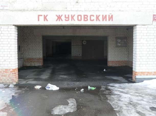 """Гараж капитальный ГК """"Жуковский"""" 21,5 кв. м, фотография 2"""