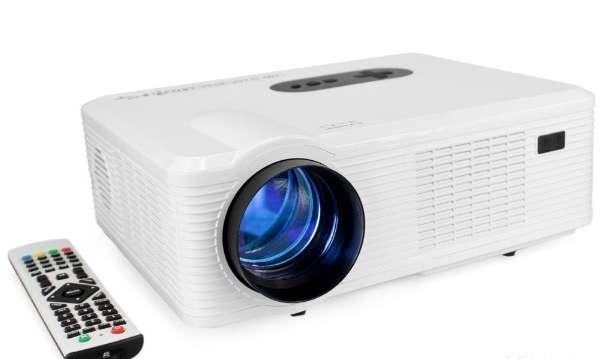 HD-проектор Excelvan CL720 для кино и бизнеса, фотография 1