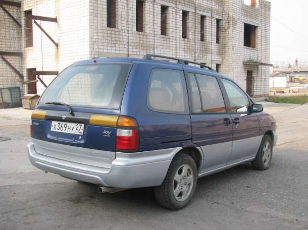 Продажа Nissan Prairie Joy в Хабаровске, фотография 4