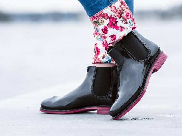 Резиновая обувь на каждый день , фотография 5