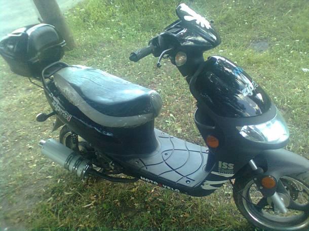 продаю скутер 2009 года zip r3i, фотография 1