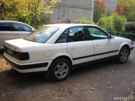 Audi 100, 1993, фотография 2
